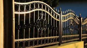 Wrought-Iron-Fence